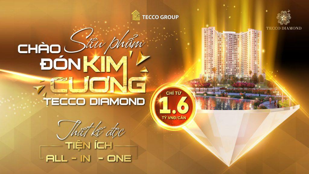 banner dự án tecco diamond
