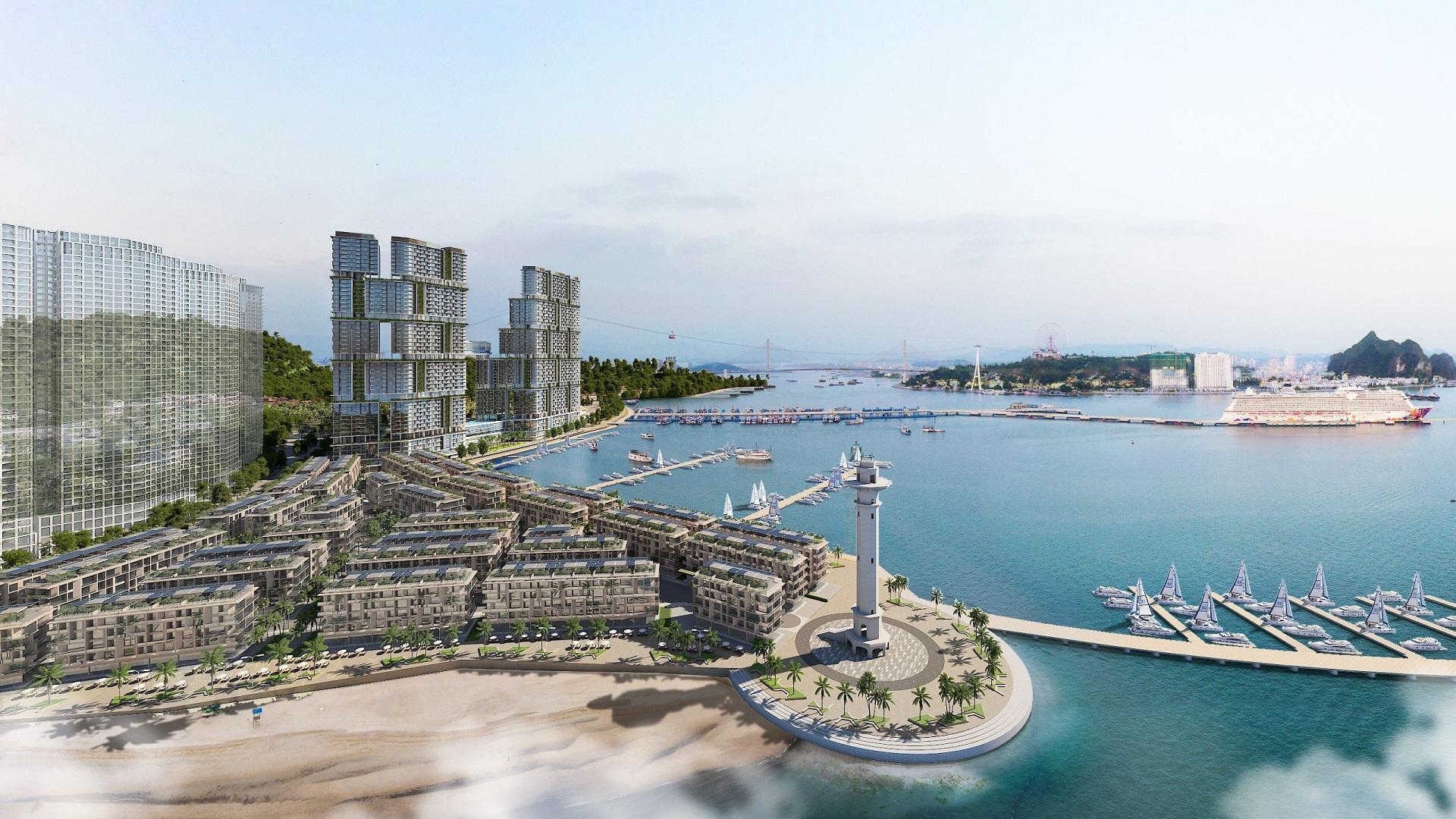 dự án sun plaza marina hạ long